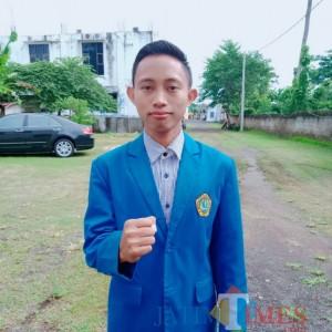 Presiden Mahasiswa Universitas PGRI BanyuwangiKecam Pemkab Banyuwangi, Pasca Penandatanganan Berita Kesepakatan Batas Daerah