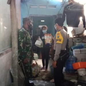 PPKM Darurat, Dinsos Kota Kediri Dropping 59 Paket Sembako Plus di 15 Kelurahan