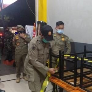 Langgar Aturan PPKM Darurat, 10 Tempat Usaha di Kota Malang Terancam Ditutup