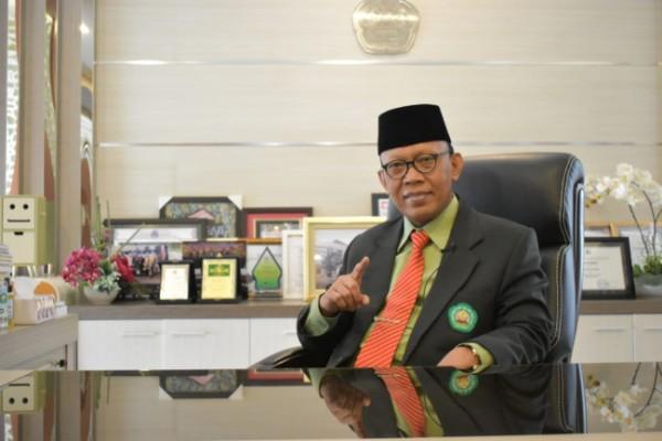 Rektor Unisma, Prof Dr Maskuri MSi (ist)