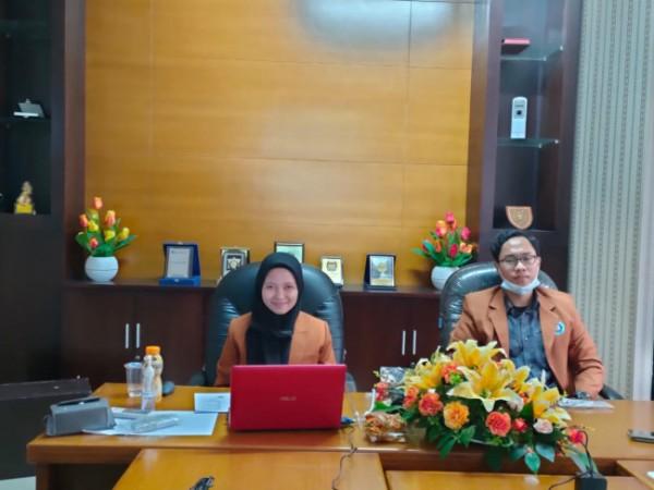Tahapan seleksi presentasi proposal PHP2D oleh Mahasiswa Universitas PGRI Kanjuruhan Malang. (Foto: Dok. Tim Unikama)