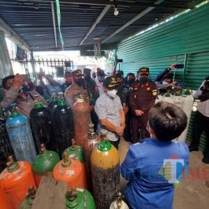 Kebutuhan untuk Penanganan Covid-19 di Kota Malang Mulai Langka