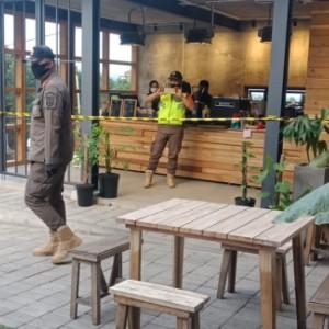PPKM Darurat Kota Batu, 1 Kafe Ditutup dan 82 Pelaku Usaha Ditindak Sanksi Ringan