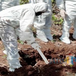 Banyak Warga Meninggal Dikubur dengan Protokol Covid-19, Jumlah Kematian di Tulungagung Tercatat Rendah, Ini Kata Dinkes