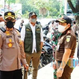 Bupati Datang, Operasi Yustisi Bangkalan Jaring 20 Pelanggar Protokol Kesehatan
