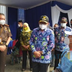Vaksinasi Massal di Kejari Kota Malang, Sasar Sopir Angkot hingga Warga Adhyaksa