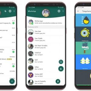 Cara Download dan Instal WhatsApp Aero Agar Tampilan WA-mu Lebih Keren
