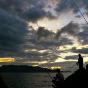 Stik Pancing Legenda di Tulungagung: Bahannya dari Bambu Ukur Jenazah