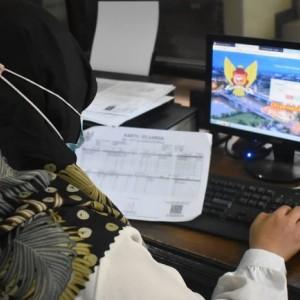 PPKM Darurat, Dispendukcapil Kota Kediri Tutup Pelayanan Offline