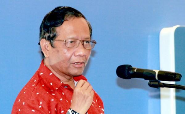 Menko Polhukam Mahfud MD (Foto: Warta Ekonomi)