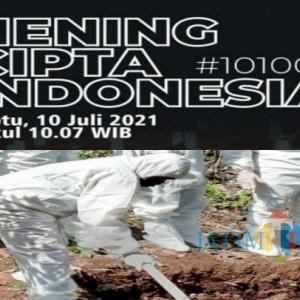 Polres Tulungagung Ajak Masyarakat Ikuti Hening Cipta Indonesia, Siang Ini