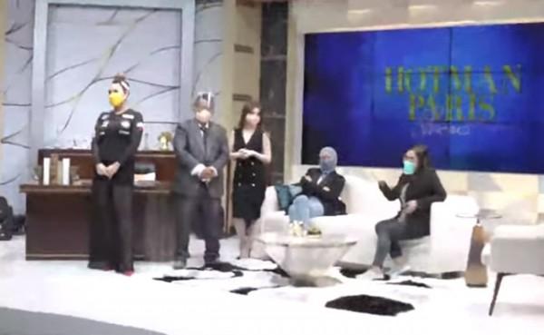 Hotman Paris Show (Foto: YouTube)