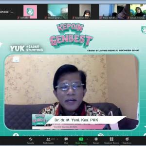 Kemkominfo: Cegah Stunting Menuju Indonesia Sehat