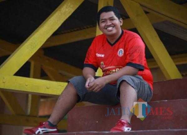 Dimas Andika Media Officer Persedikab Kediri. (ist)