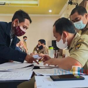 Jelang Pelaksanaan Prodamas Plus 2021, Pemkot Kediri Kebut Verifikasi RAB