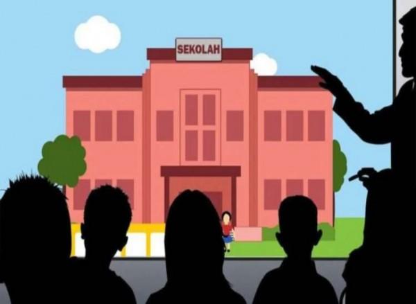 Ilustrasi Sekolah (pixabay)