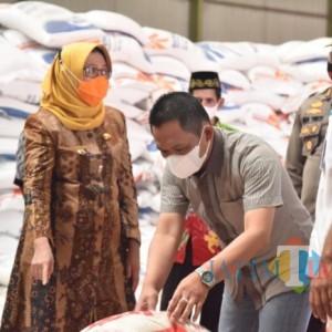 Pemkab Lumajang Siapkan 10 Ribu Paket Beras Untuk Warga Terdampak PPKM