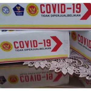 Mulai Besok, Pemerintah Sebarkan 300 Ribu Paket Obat Covid-19