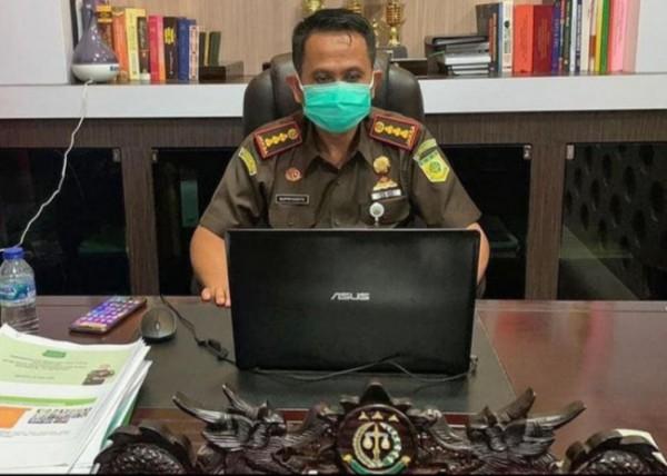 Kepala Kejari Kota Batu, Supriyanto.
