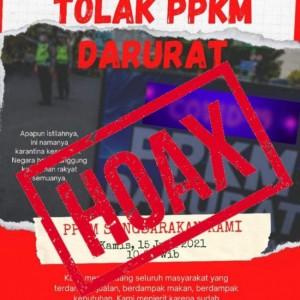 Beredar Leaflet Demo PPKM Darurat, Begini Pesan Ketua DPRD Kabupaten Kediri