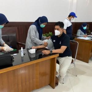 Legislatif Dorong Pemkot Malang Lakukan Vaksinasi Covid-19 Secara Door to Door