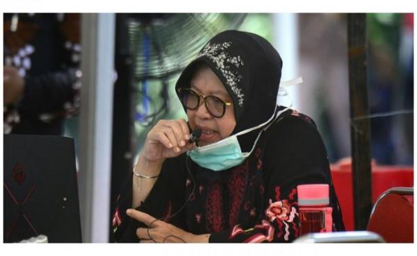 Menteri Sosial Tri Rismaharini (Foto: Liputan 6)