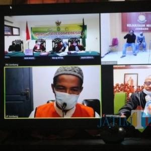 Kiai Pimpinan Ponpes di Jombang yang Cabuli dan Setubuhi Santriwatinya Divonis 15 Tahun Penjara