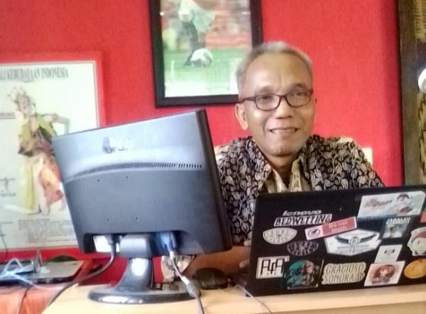 Suryantoro MPd, Ketua Program Studi Pendidikan Bahasa dan Sastra Indoesia (PBSI) (Ist)
