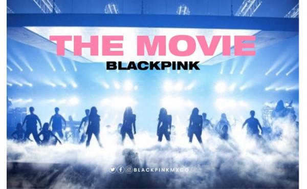 Blackpink The Movie (Foto: Trax FM)