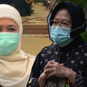 Risma Dikritik Soal Pernyataan di Kota Bandung, Gubernur Khofifah Vaksin Warga Papua di Surabaya