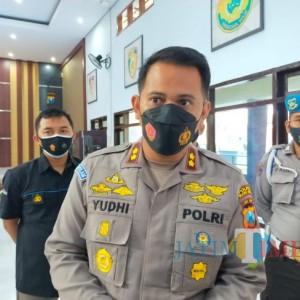 PPKM Darurat, Polres Blitar Kota Tambah 5 Titik Penyekatan di Kabupaten Blitar Bagian Barat