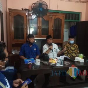 Ketua DPD Nasdem Tulungagung Tegaskan Tidak Ada Kader Partai Lain yang Ikut dalam Acara Penyerahan Rekomendasi