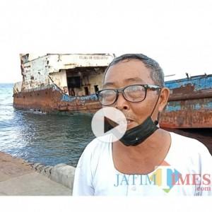 Kapal Putri Sritanjung Telantar, Ini Harapan Rakyat kepada Pemkab Banyuwangi