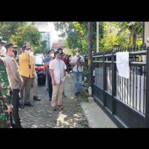 Pastikan Kondisi Warga, Wali Kota Malang Sutiaji Monitoring Pasien Isolasi Mandiri di Rumah
