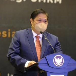 Menko Airlangga Sebut Ekspor Impor Indonesia Alami Peningkatan