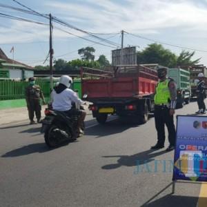 Selama 12 Hari PPKM Darurat di Tulungagung, 118 Pelanggar Terjaring Operasi Yustisi
