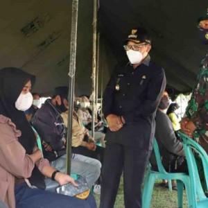 Percepatan Vaksinasi Nasional, Pemkot Malang Telah Gelontorkan 325.910 Dosis Vaksin