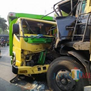 Enam Kendaraan Terlibat Kecelakaan Beruntun, Satu Orang Meninggal