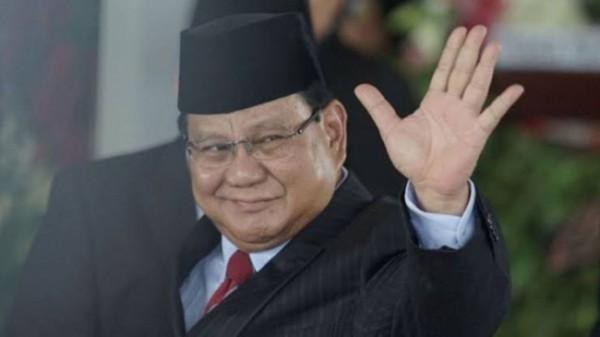 Menteri Pertahanan RI, Prabowo Subianto (foto: VOI)