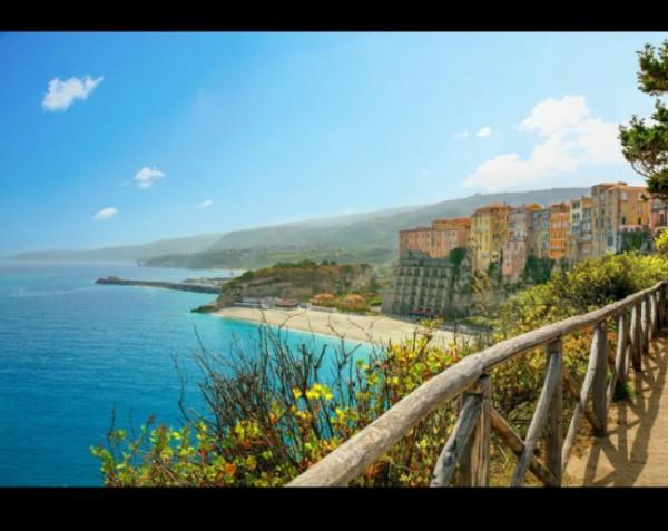 Calabria di Italia Selatan. (Foto: Getty Images/iStockphoto).