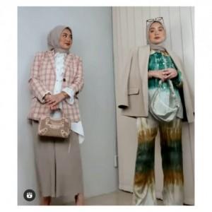 Tak Melulu Outfit Mahal, Ini Cara Padu Padan Busana Harian untuk Gaya Elegan