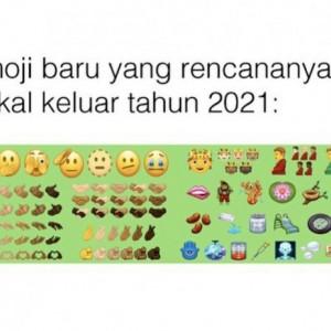 Simbol Love 'Saranghaeyo' hingga Pria Hamil, Deretan Emoji Baru yang Bakal Dirilis Tahun 2021