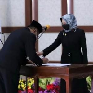 Supriyanto Jabat Kepala Dinas Pemadam Kebakaran, Tahun Depan Ingin Wujudkan Pos Damkar di 3 Kecamatan
