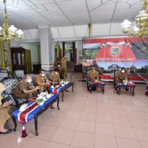 Presiden Jokowi Evaluasi PPKM Darurat, Sekda Kabupaten Malang: Pendisiplinan Prokes dan Vaksinasi