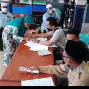 Insentif Guru Ngaji dan Marbot Kecamatan Camplong Cair