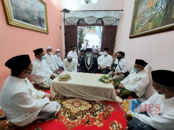 Ilustrasi persiapan akad nikah. (Foto: Tubagus Achmad/MalangTIMES)
