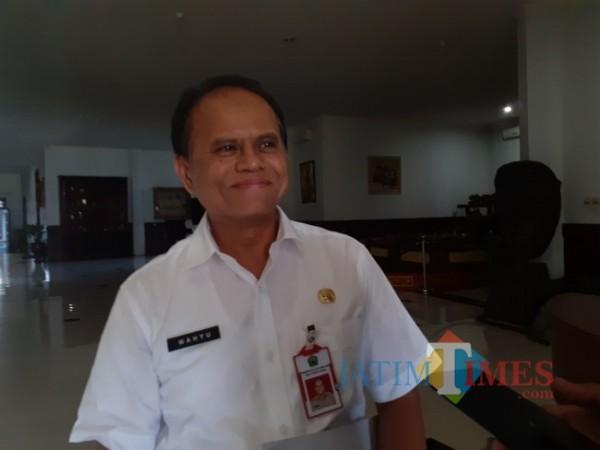 Kepala Dinas Lingkungan Hidup (DLH) Kota Malang, Wahyu Setianto. (Arifina Cahyanti Firdausi/MalangTIMES).