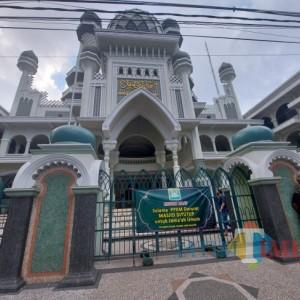PPKM Darurat, Masjid Jami' Kota Malang Tiadakan Salat Idul Adha untuk Umum