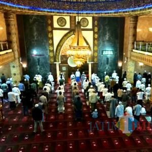 Masjid Besar di Kota Batu Tiadakan Salat Idul Adha