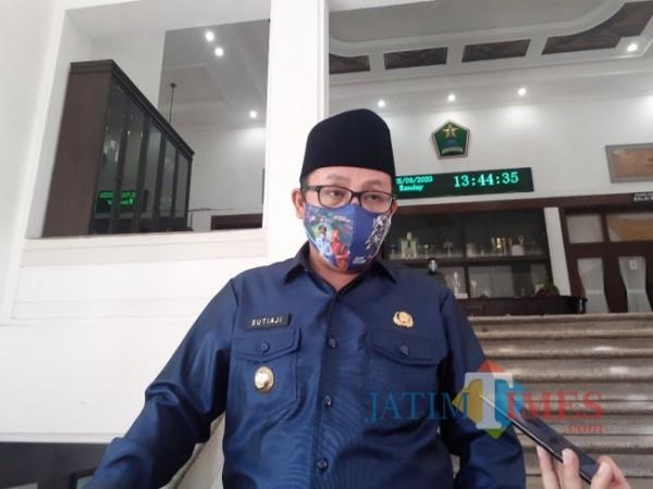 Wali Kota Malang, Sutiaji. (Arifina Cahyanti Firdausi/ MalangTIMES).